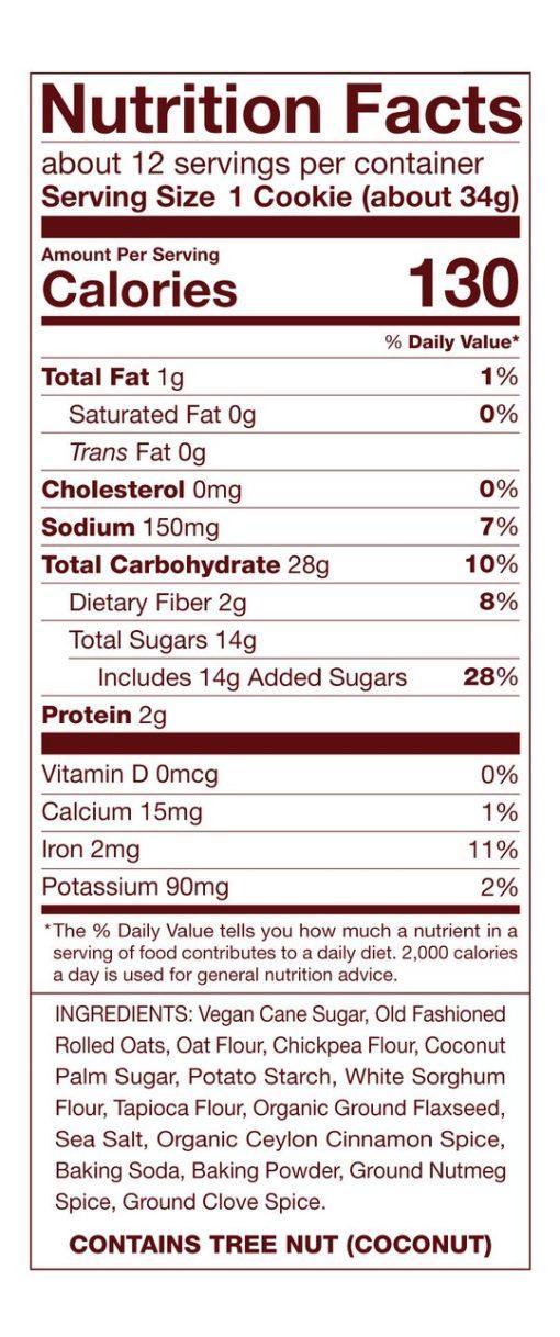 cinnamon nutrition