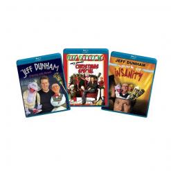 Jeff Dunham Blu-Ray 3 Pak