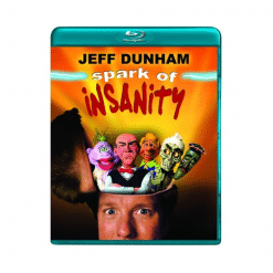 Spark of Insanity (Blu-Ray)