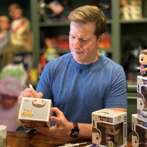 funko autographing